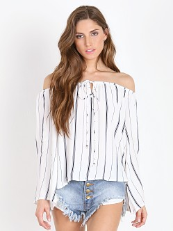Faithfull the Brand Le Pirate Top St Barths Stripe