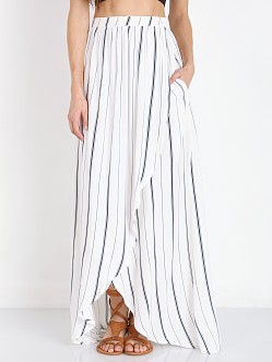 Faithfull the Brand Riviera Skirt St Barths Stripe