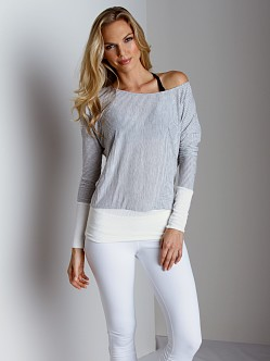 Beyond Yoga Micro Modal Off Shoulder Top