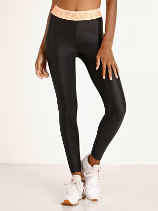 PE NATION Front Side Legging Black