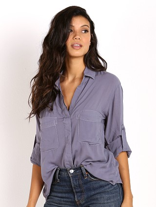 You may also like: Bella Dahl Split Back Button Down Lake