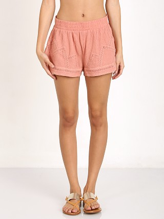Somedays Lovin Saikata Cotton Short Rust