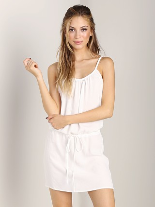 Flynn Skye Not Just A Mini Dress White