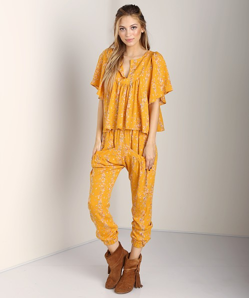 Flynn Skye Kristen Top Orange Oasis