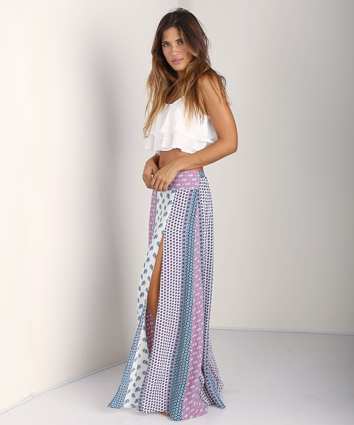 Flynn Skye Rara Skirt Flower Child