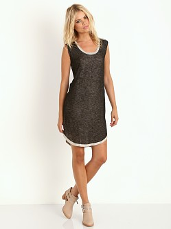 Splendid Wescott Active Tank Dress Black