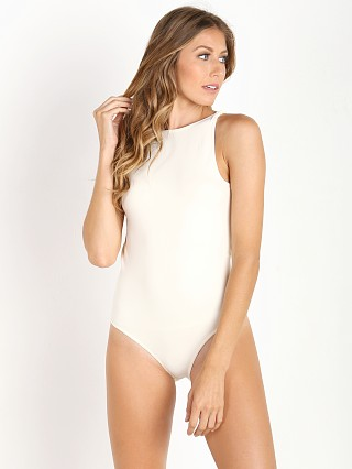 Free People Bella Coachella Bodysuit Ivory
