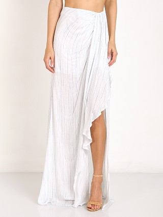 The Jetset Diaries Mystical Maxi Skirt Stripe