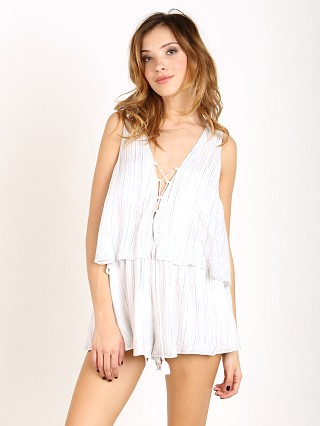 The Jetset Diaries Mystical Romper Stripe