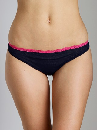 You may also like: Cosabella Celine Brazilian Minikini Navy/Fuchsia