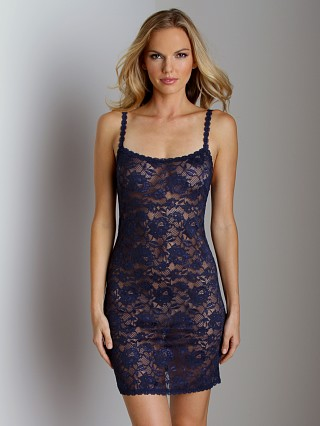 Cosabella Never Say Never Foxie Chemise Navy
