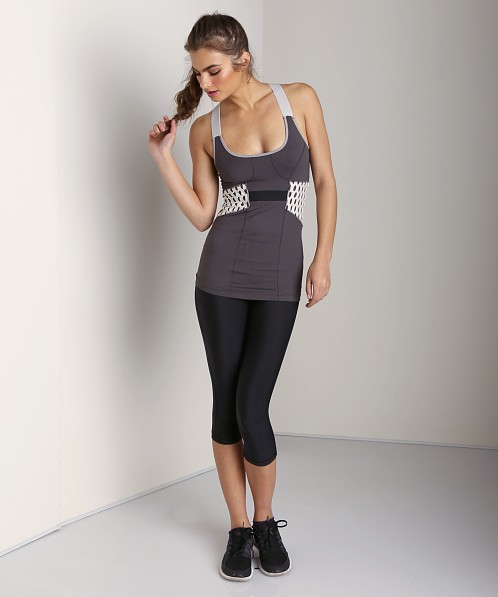 VPL Overall Tank Charcoal Block
