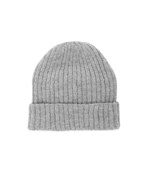 Janessa Leone Piper Beanie Light Grey