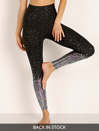 Beyond Yoga Alloy Ombre High Waisted Midi Legging Iridescent Spe