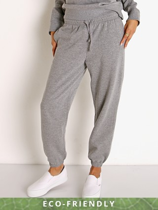 Richer Poorer Recycled Fleece Sweatpant Heather Grey