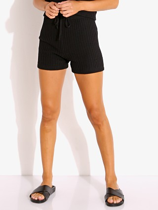 Rue Stiic Evy Knit Short Black