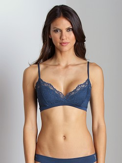 Only Hearts Venice All Lace Bralette Teal