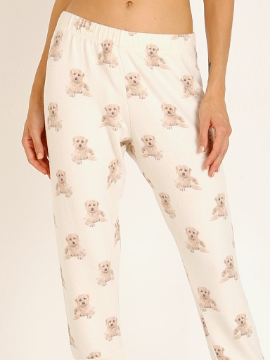 All Things Fabulous Billie Dog Cozy Sweats Lace
