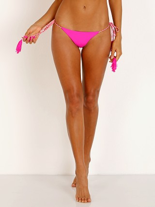 Bond-Eye Mink Tie Side Brief Bikini Bottom Cancun