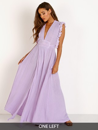 Jen's Pirate Booty Wynwood Maxi Dress Lilac