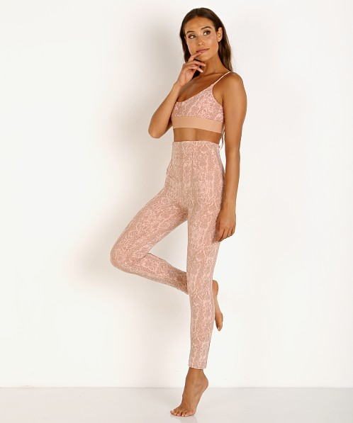 Olympia Activewear Achilles High Waisted Legging Snake