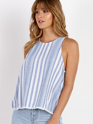 Bella Dahl Swing Tank White Stripe