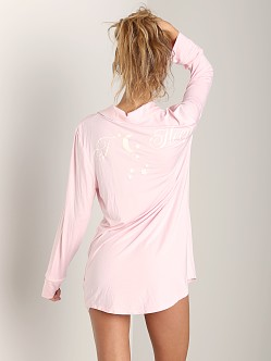 WILDFOX Sleepshirt I Love Sleep/Wildfox Pink