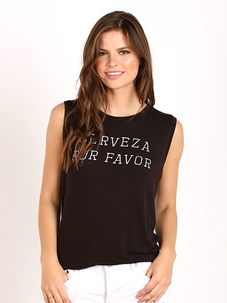 Daydreamer Cerveza Por Favor Tank Black