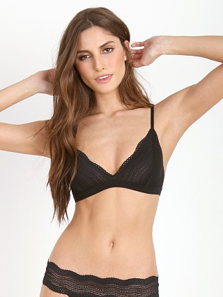 Complete the look: Cosabella Dolce Soft Bra Black