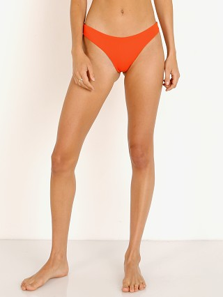 Stone Fox Swim Malibu Bikini Bottom Red Rib