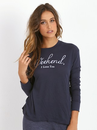 WILDFOX Weekend Walk of Shame T Oxford