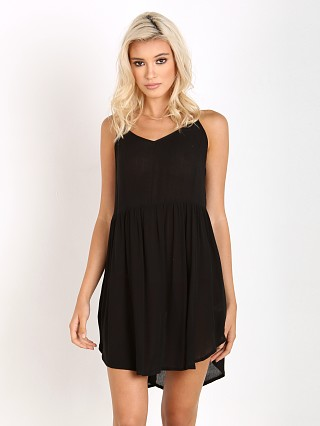 Amuse Society Daria Dress Black Sands