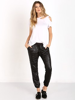 Amuse Society Mason Pant Metallic Black