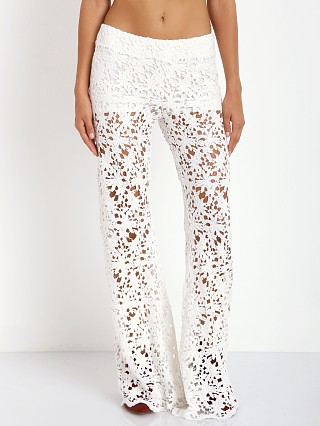 Nightcap Daisy Crochet Bells White
