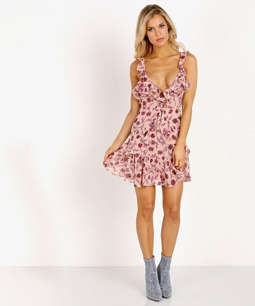 e3767704ae For Love & Lemons Poppy Mini Dress