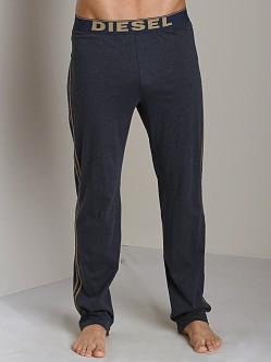 Diesel Adonis Cotton Jersey Lounge Pants Navy