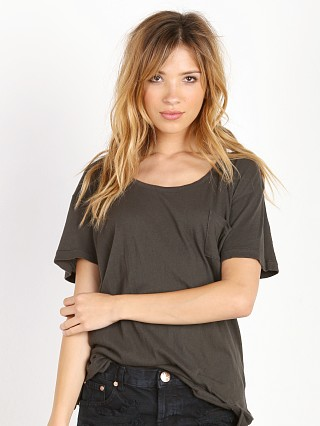 WILDFOX Essential Crew Dirty Black