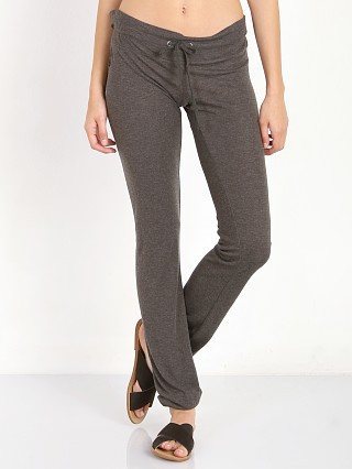 WILDFOX Malibu Sweats Dirty Black