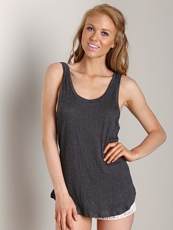 LNA Clothing Monterrey Tank Anthracita