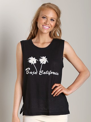Complete the look: LNA Clothing Baja California Tank Black