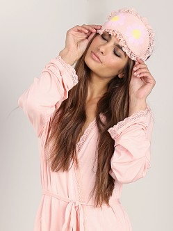 WILDFOX Eye Mask Flower Girl Peach Peony