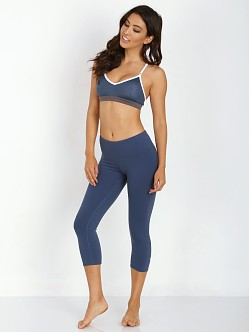 alo yoga Westerly Bra Insignia Blue