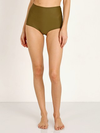 Complete the look: Mikoh Menehune Bikini Bottom Olive