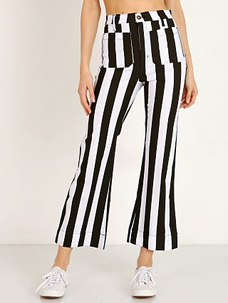 Show Me Your Mumu Cropped Farrah Trouser Chaplin Stripe