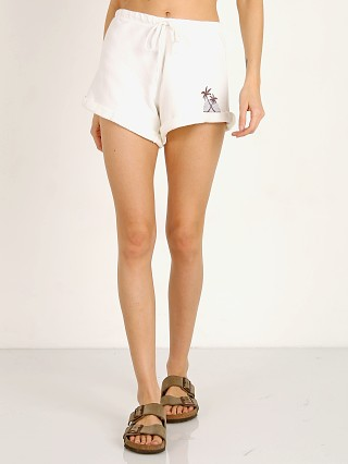 Complete the look: LNA Clothing Retro California Gym Short Lily White