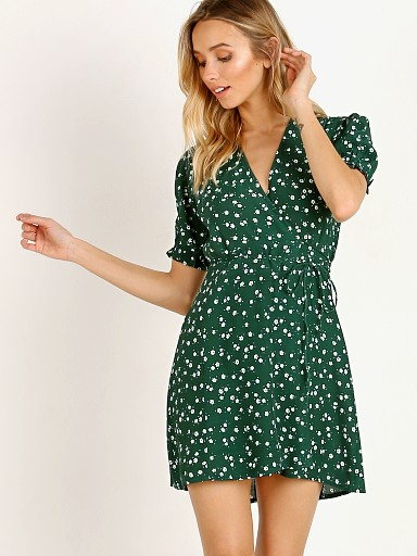 Faithfull the Brand Mira Dress Betina Floral Print