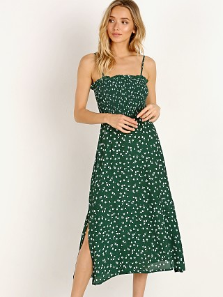 Faithfull the Brand Solange Midi Dress Betina Floral Print