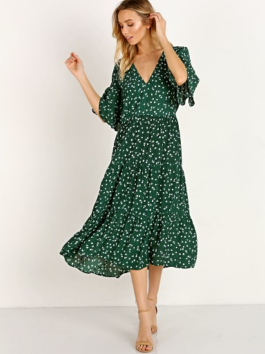 Faithfull the Brand Melia Midi Dress Betina Floral Print