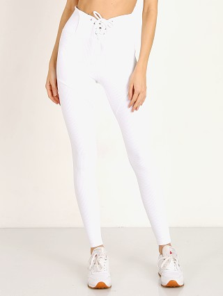 Year of Ours Thermal Hockey Legging White