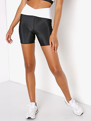 Complete the look: Beach Riot Cora Short Black and White
